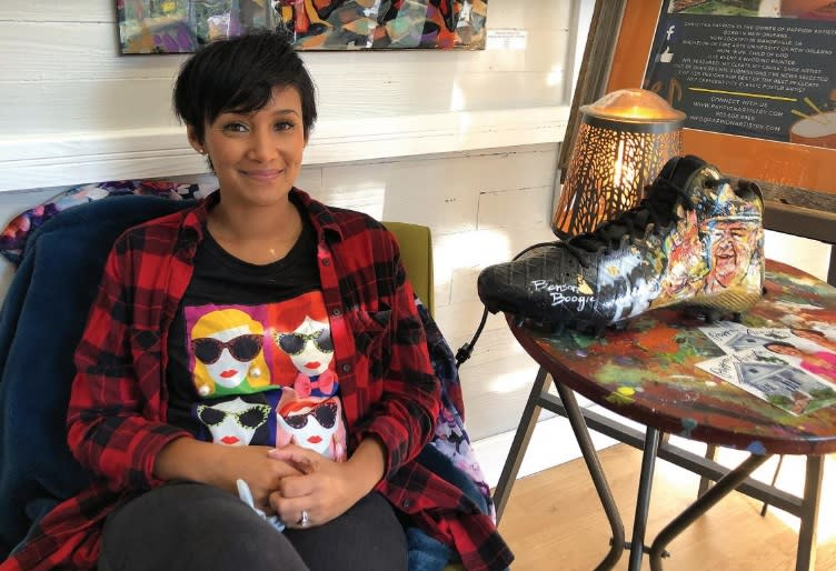Christina Pappion, Northshore artist