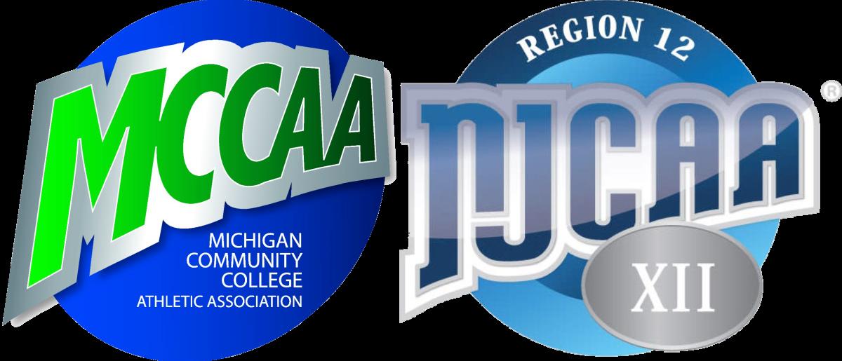 MCCAA/NJCAA Region XII logos