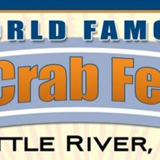 Blue Crab Festival Banner