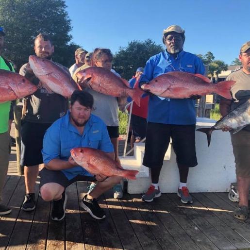 calabash fishing fleet 6