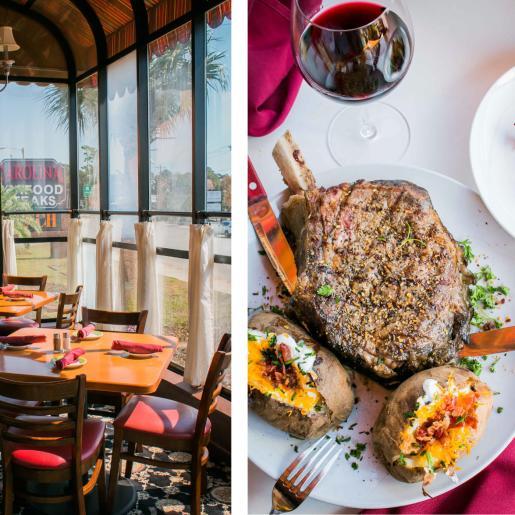 Carolina Seafood and Steak