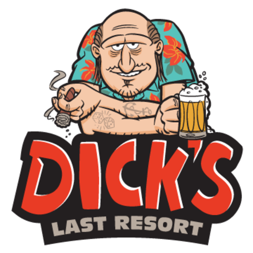 Dick's Last Resort Logo