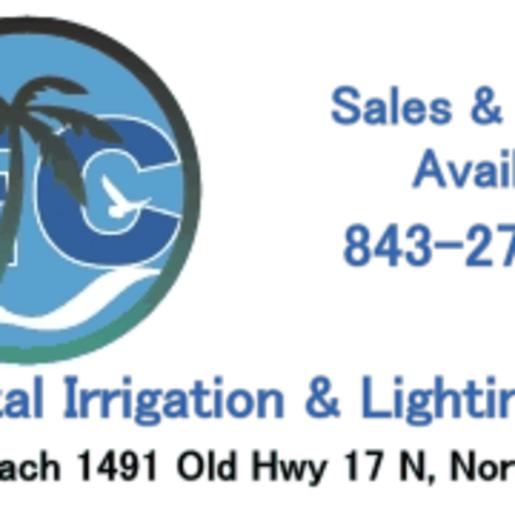 Elite Coastal Irrigation & Lighting Logo