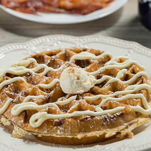 Johnny D's Waffles & Benedicts