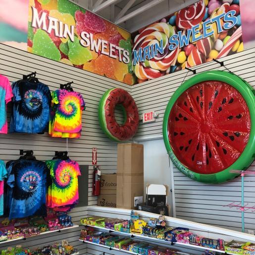 Main Sweets