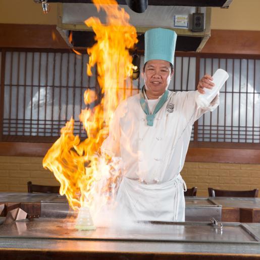 Nakato Japaneese Steakhouse 1