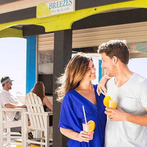 Breeze's Beach Bar and Grill