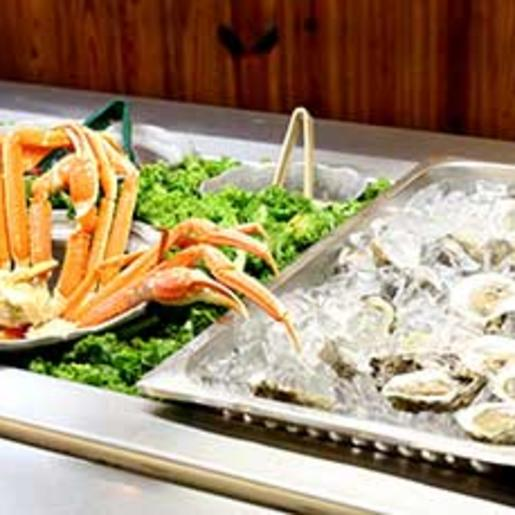 Crabby George's Seafood Buffet 1