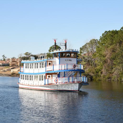 Barefoot Queen Riverboat