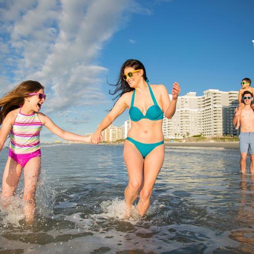Sea Watch Resort Family