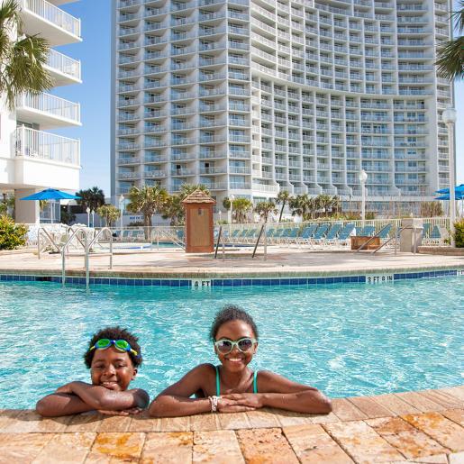 Sea Watch Resort Pool