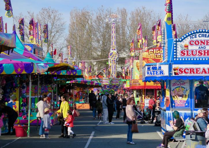 Lansdowne Spring Carnival - Photo: John Lee