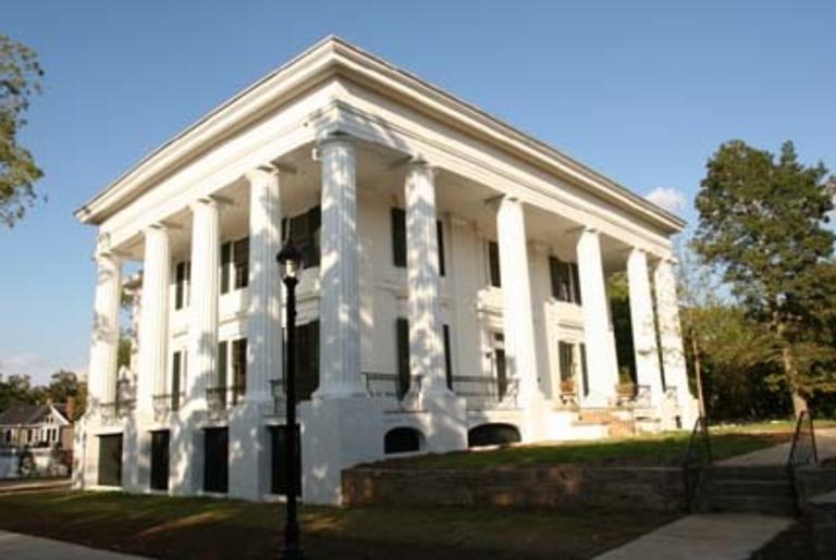 Taylor-Grady House Exterior