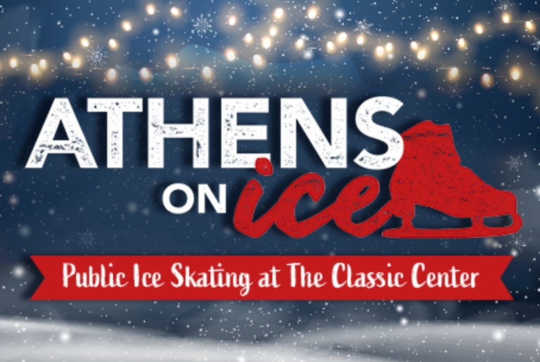 Athens on ice logo