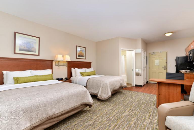 Candlewood Suites Athens Georgia Queen Studio Suite