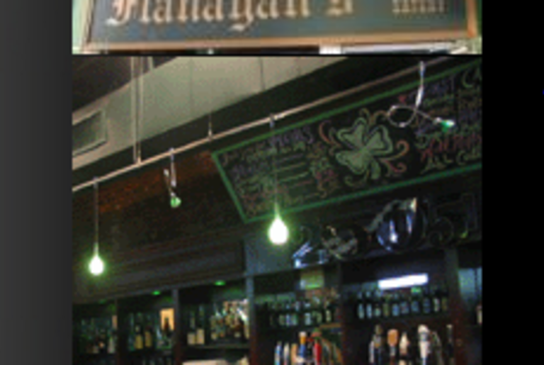 Flanagan's & The Half Moon Pub