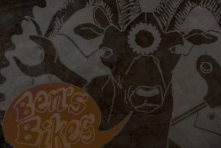 Ben's Bike image for logo