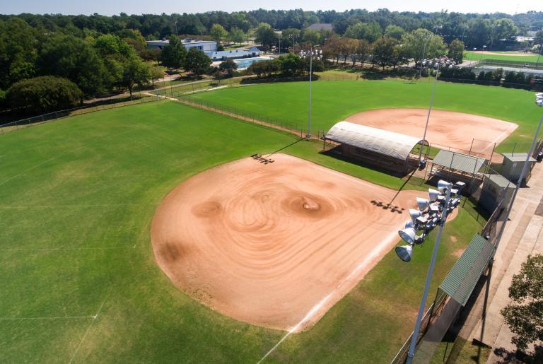 Bishop Park Aerial