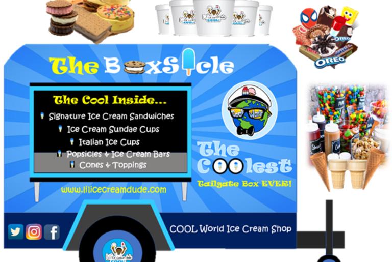 Boxsicle- Coole