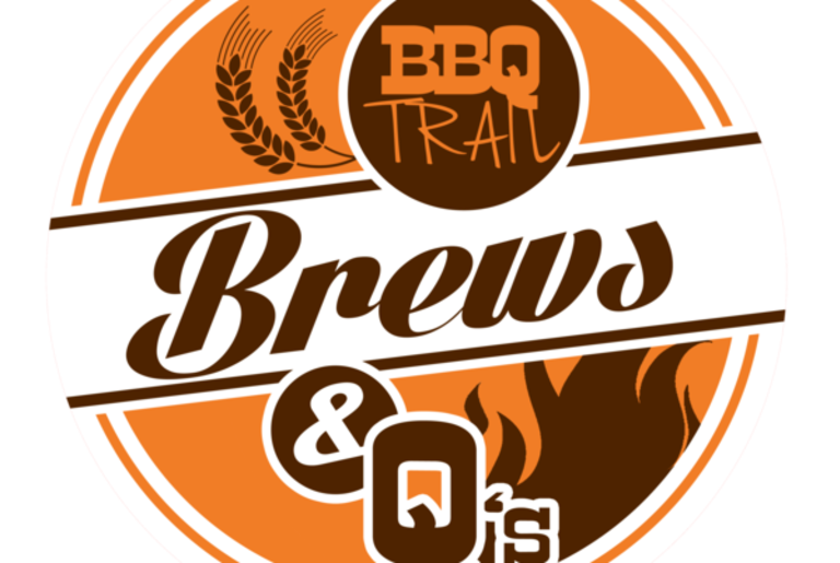 Brews & Qs Trail Logo