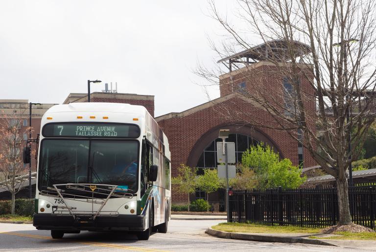 Athens-Clarke County Transit System