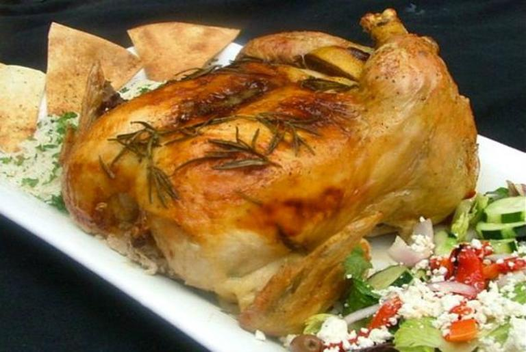 Taziki's Dinner for 4