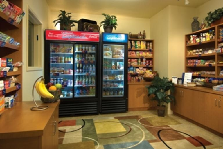 Candlewood Suites Athens pantry