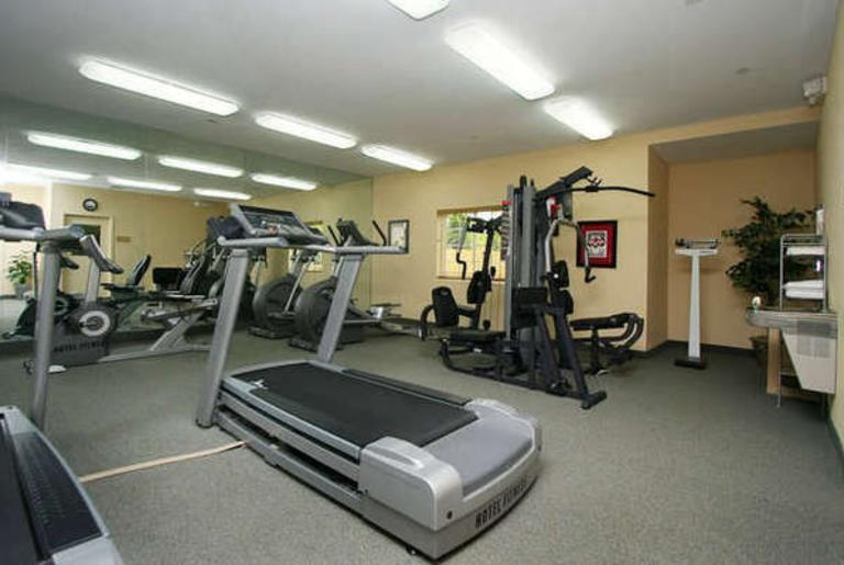 Candlewood Suites Fitness Room
