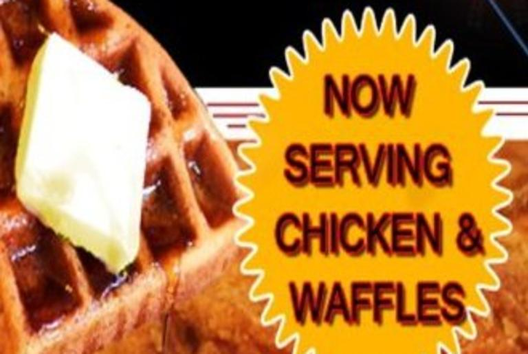 Chonell's Chicken and Waffles