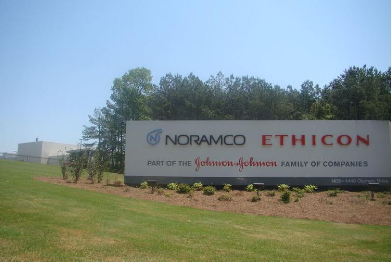 NORAMCO and Ethicon Athens Georgia