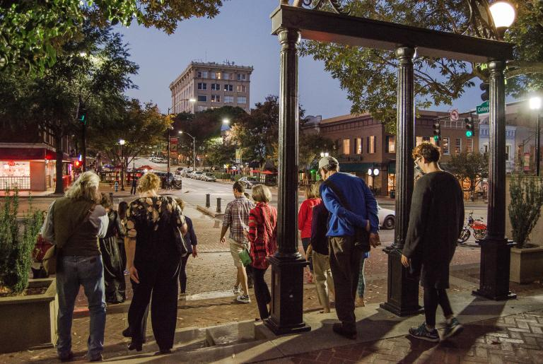 Athens History & Hauntings Tour