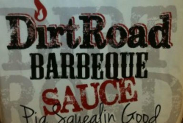 Dirt Road Barbecue Sauce logo