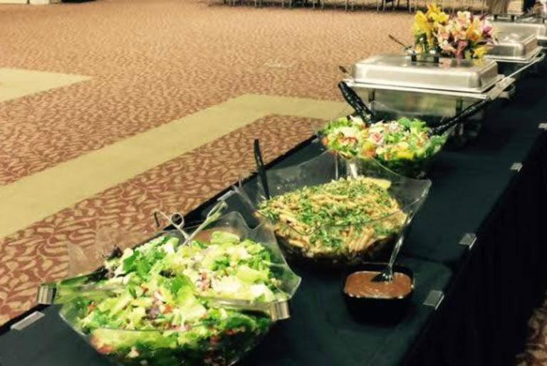 Taziki's catering salads Athens GA