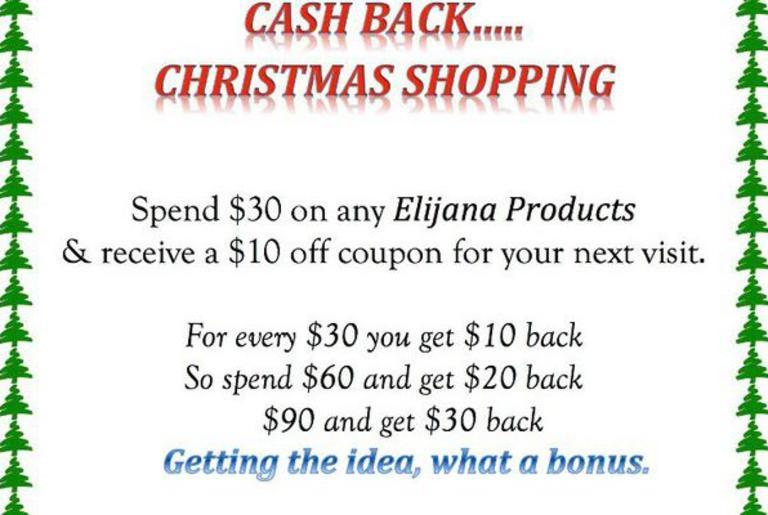 EliJana December 2012 offer