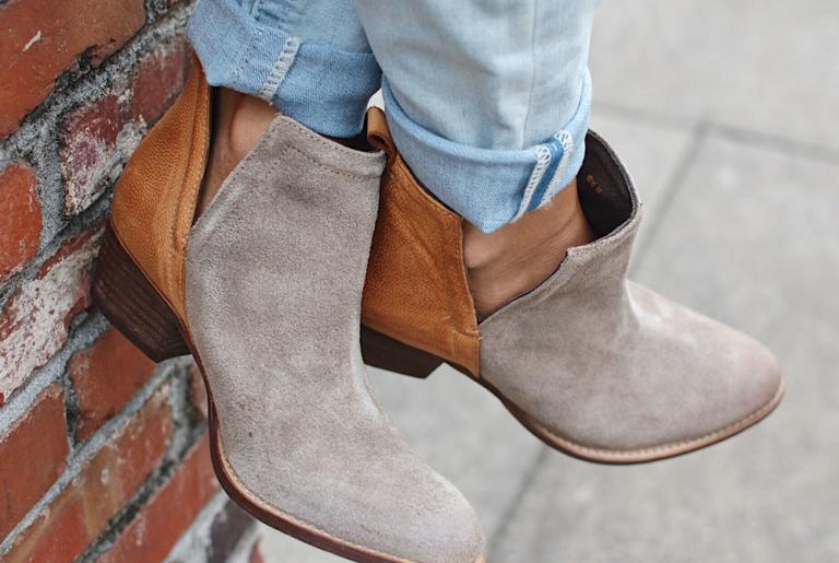 Epiphany booties