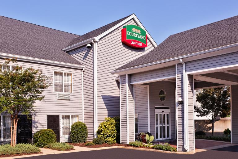 Courtyard by Marriott Athens GA Exterior