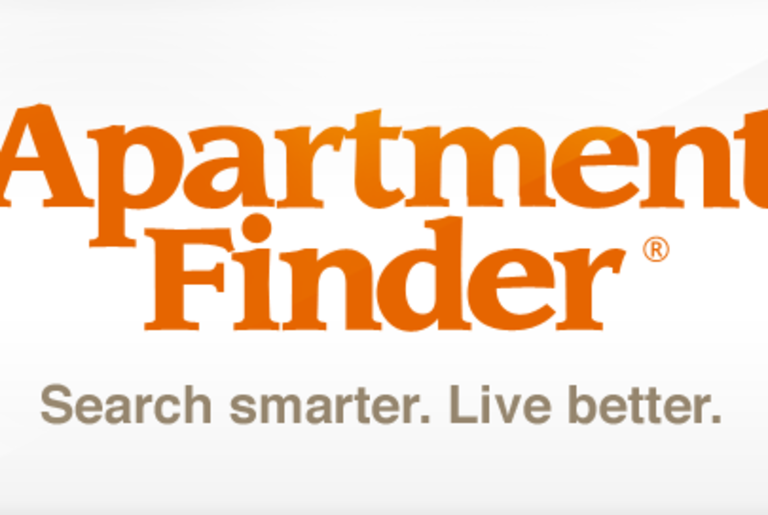 Apart. Finder Logo