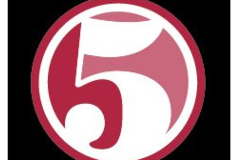 Five Bar logo