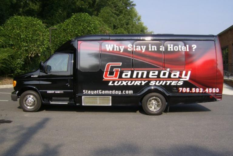 GA Gameday Shuttle Bus