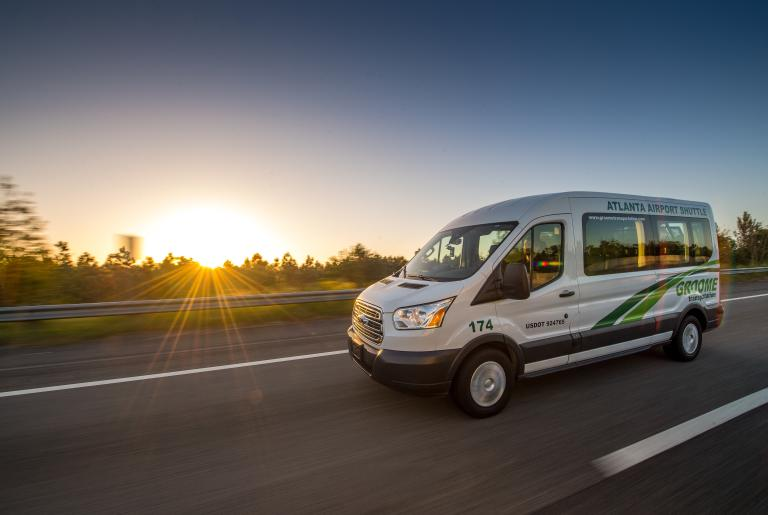 Safe, Reliable, Convenient Shuttle to/from the Atlanta Airport