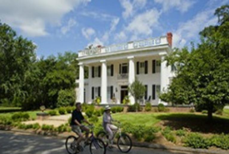 Georgia's Antebellum Trail Bicycle Route