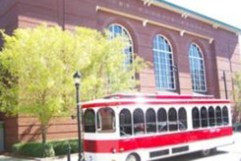 Georgia Trolley