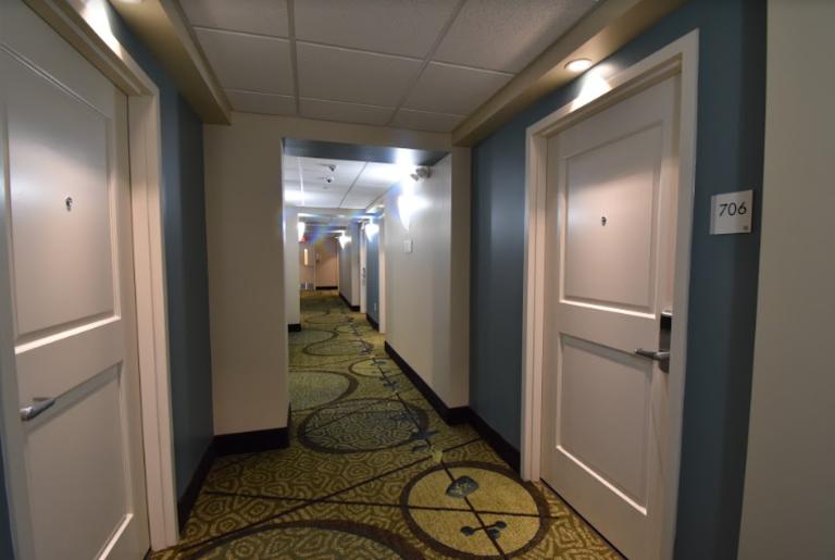 Tower Hallway
