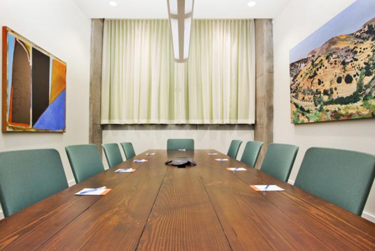 Hotel Indigo Athens- Boardroom