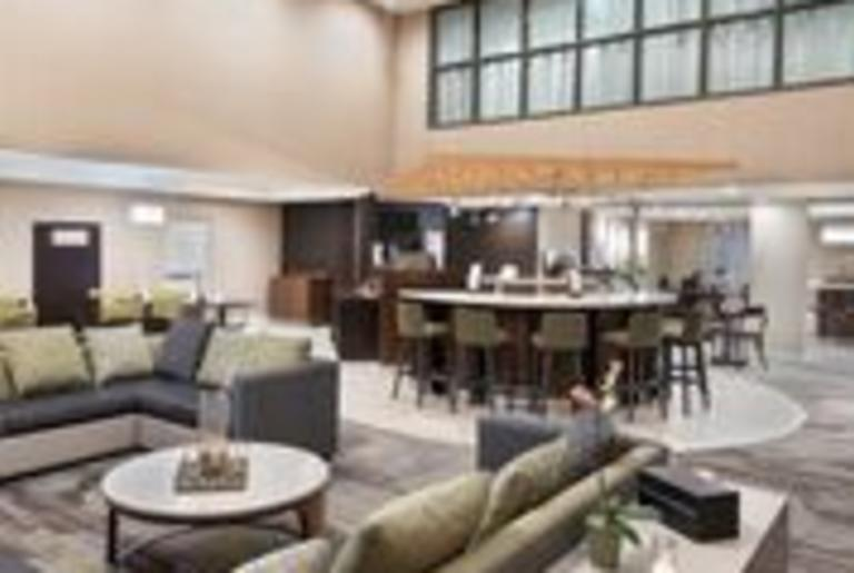Courtyard by Marriott Lobby Lounge