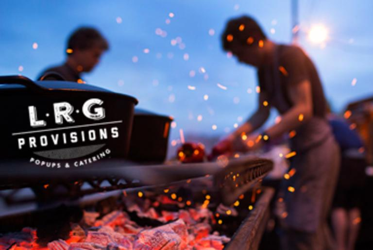 LRG PRO outdoor grill