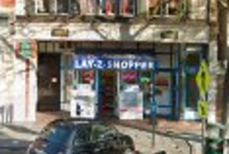 Lay-Z-shop