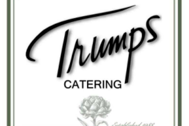 Trumps Catering logo