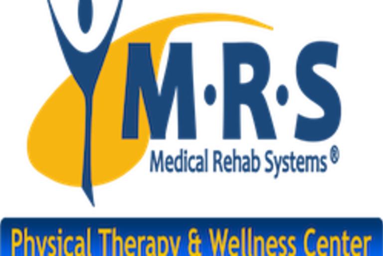 MRS Physical Therapy and Wellness Center logo