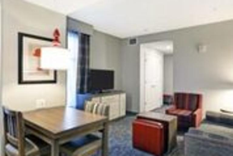 Living/Dining area Guestrooms